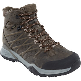 The North Face Hedgehog Hike II Mid GTX Schuhe Herren tarmac green/burnt olive green